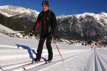 Langlauf Reisen Österreich Alpen