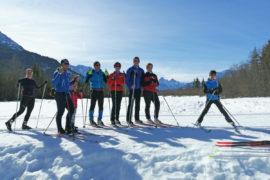 Skilanglauf Reise Deutschland Langlaufen