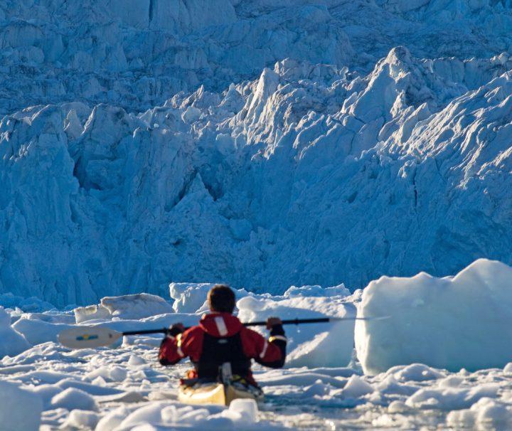 Grönland Kajak Reise