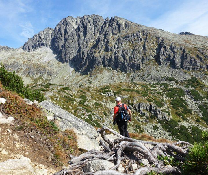 Hohe Tatra Reise Wandern Slowakei