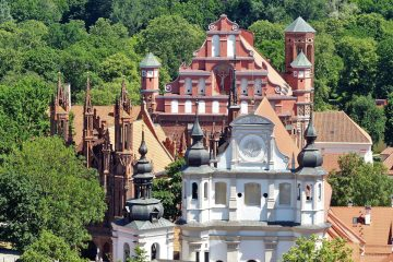 Lettland Litauen Estland Reise