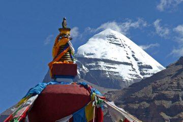 Tibet Kailash Reise Trekking