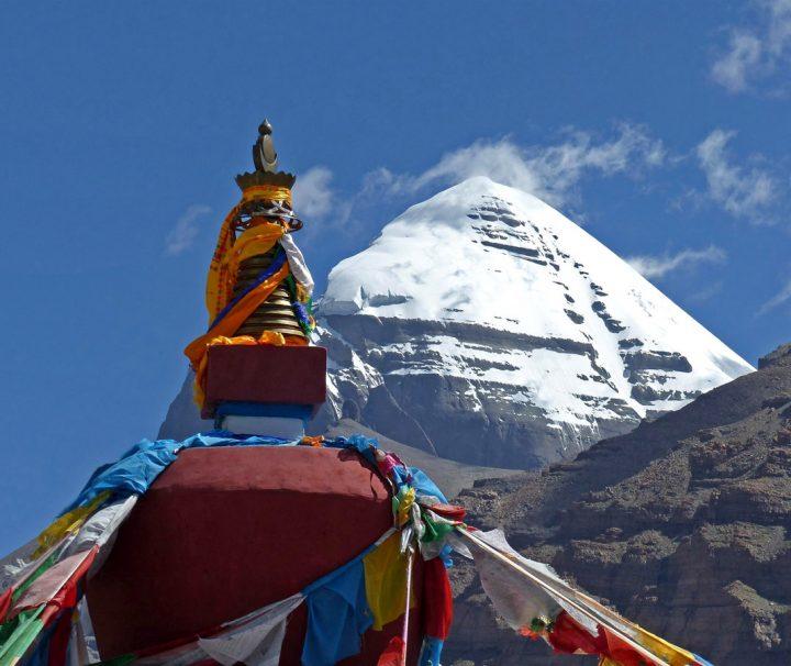 Tibet Kailash Reise