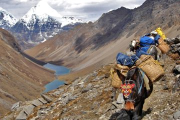 Bhutan Reise Trekking Wandern