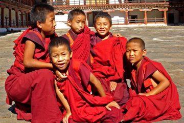 Bhutan Rundreise Wandern Kultur