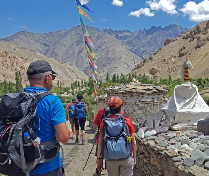 Indien Reise Ladakh Wandern