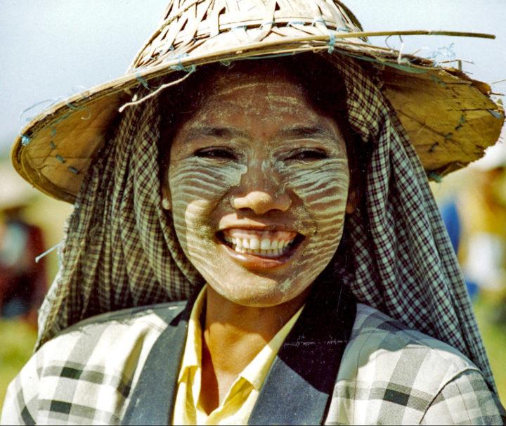 Myanmar Reise Wandern Rad