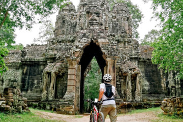 Vietnam Kambodscha Radreise Fahrrad