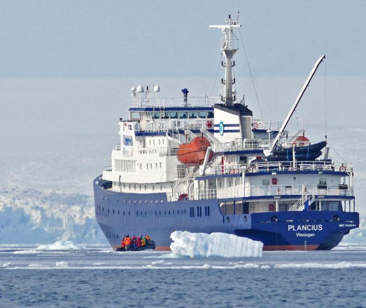 Spitzbergen Reise Kreuzfahrt Schiff